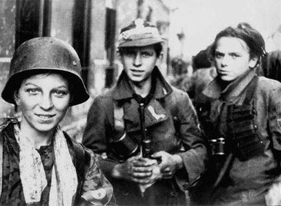 Polish resistance fighters Heroes of World War II worldwartwo.filminspector.com